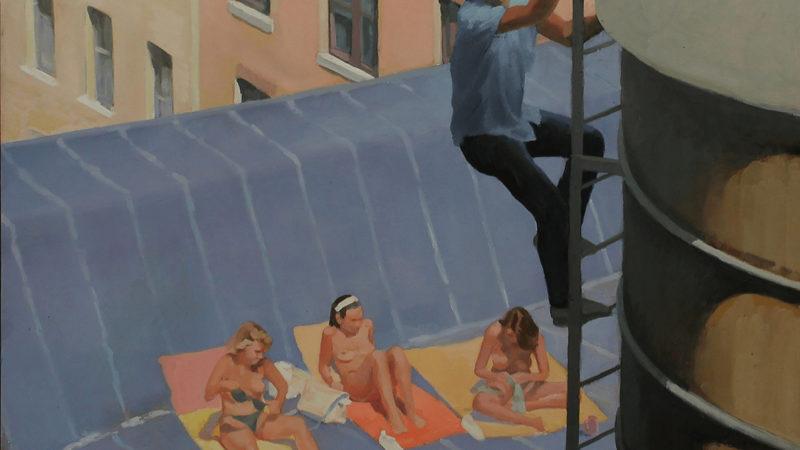 A glimpse into classic Americana realism →